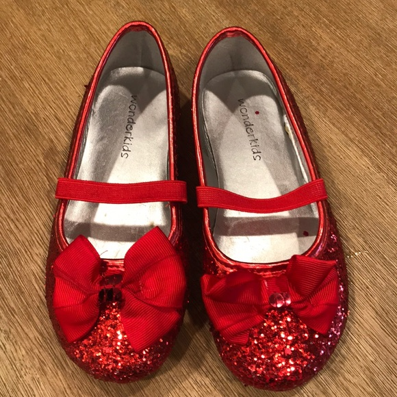8388a920f72a Wonderkids Shoes | Ruby Red Slippers Size 10 | Poshmark